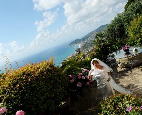Matrimoni a Castellabate nel Cilento
